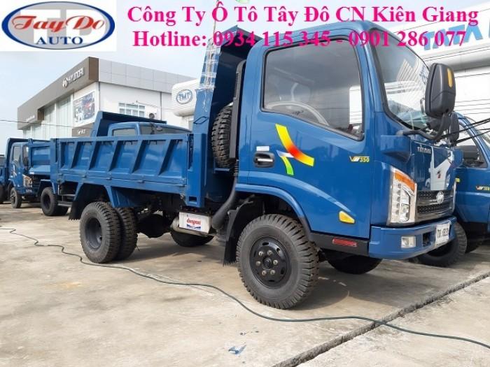 Xe ben Veam VB350 3.5 tấn – 3 tấn 5 – 3.5T – 3T5 | bán xe ben veam trả góp 3.5 tấn | thủ tục đơn giản 2