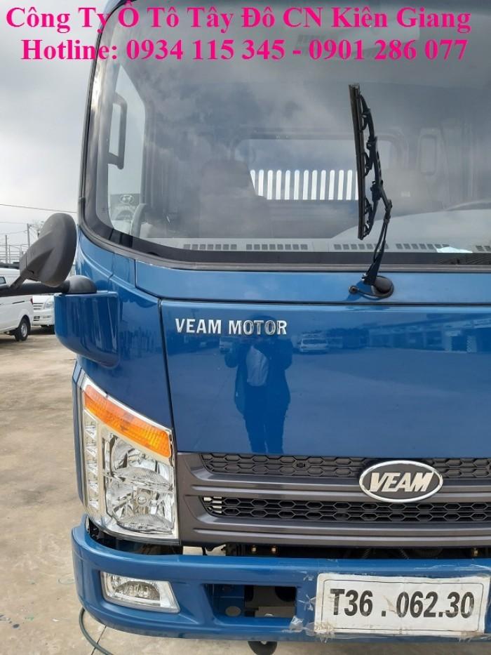 Xe ben Veam VB350 3.5 tấn – 3 tấn 5 – 3.5T – 3T5 | bán xe ben veam trả góp 3.5 tấn | thủ tục đơn giản 0