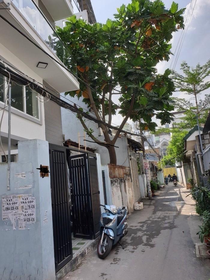 Định cư bán gấp nhà  Phạm V Chiêu p9 Gò Vấp. 46.2m2