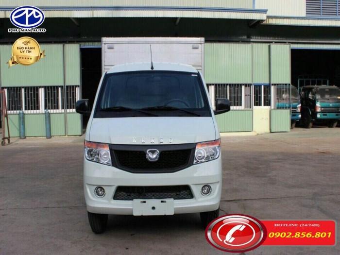 Xe tải kenbo/ xe tai kenbo/ kenbo 990kg/ thùng tải cánh dơi. 3