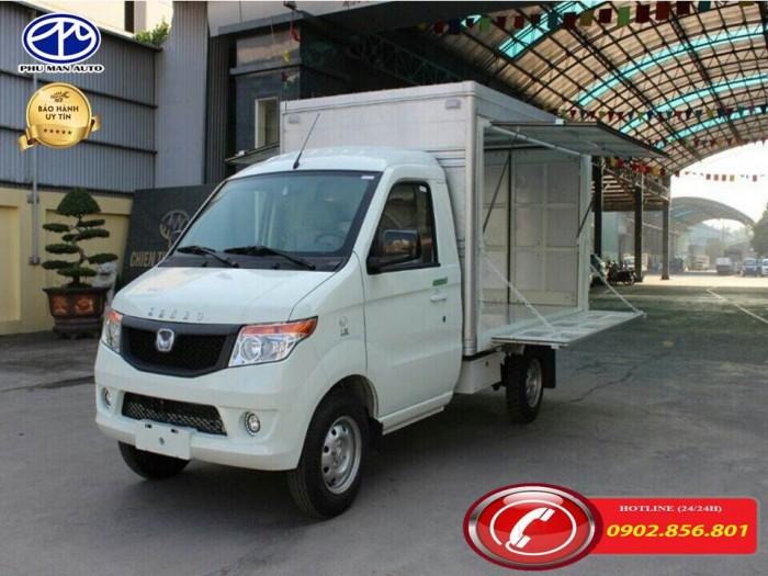Xe tải kenbo/ xe tai kenbo/ kenbo 990kg/ thùng tải cánh dơi.