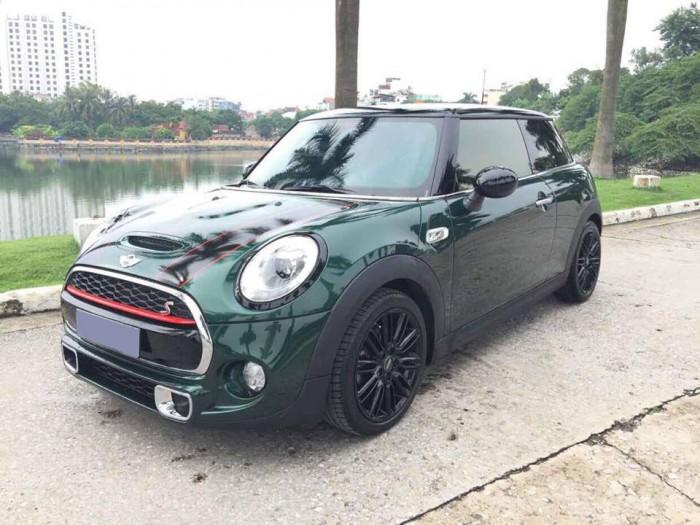 Cần bán gấp Mini Cooper 2015 tự động full option