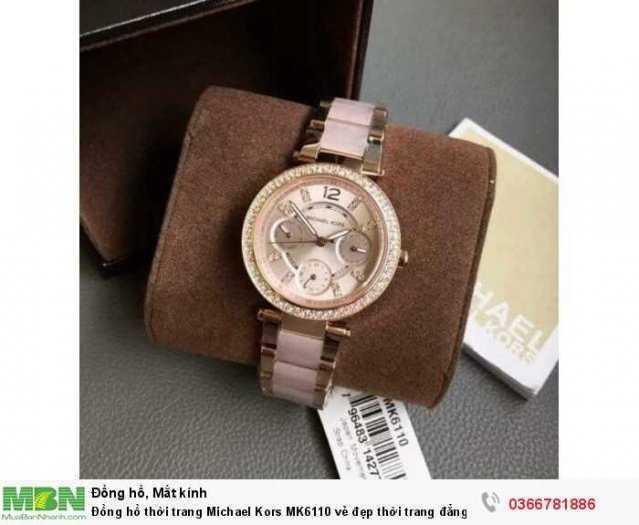 Đồng hồ thời trang Michael Kors MK6110 vẻ đẹp thời trang đẳng cấp quý phái, thanh lịch cho phái nữ Siawatch