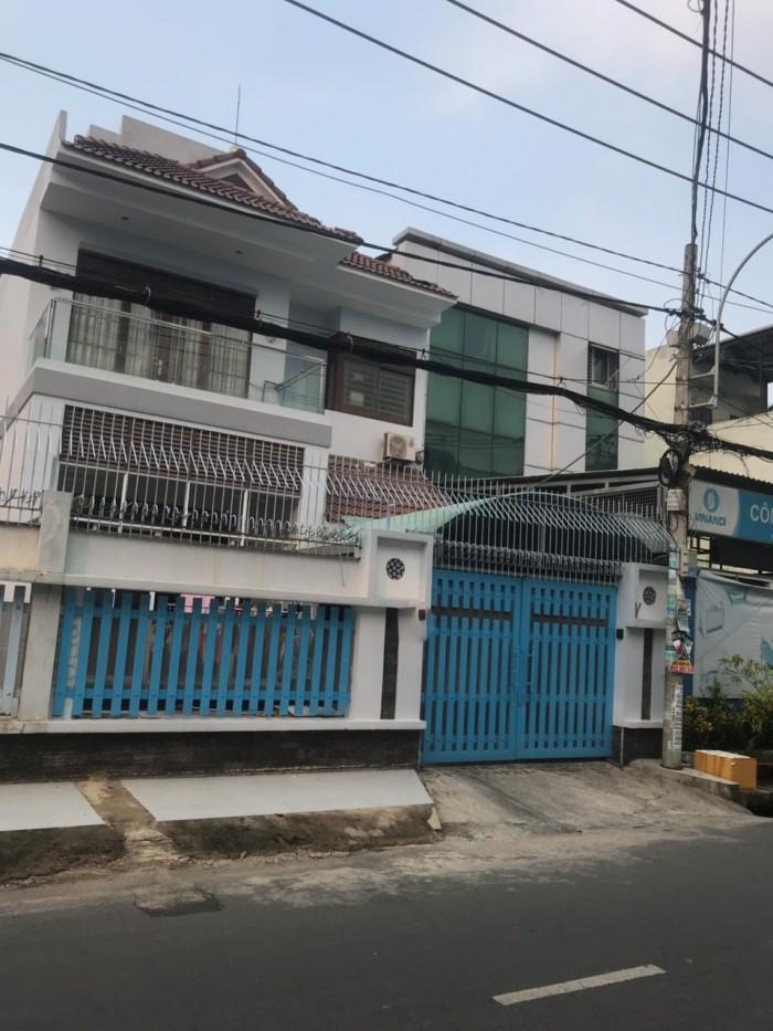 Bán  nhà mặt tiền đường số phường Tân Quy, quận 7