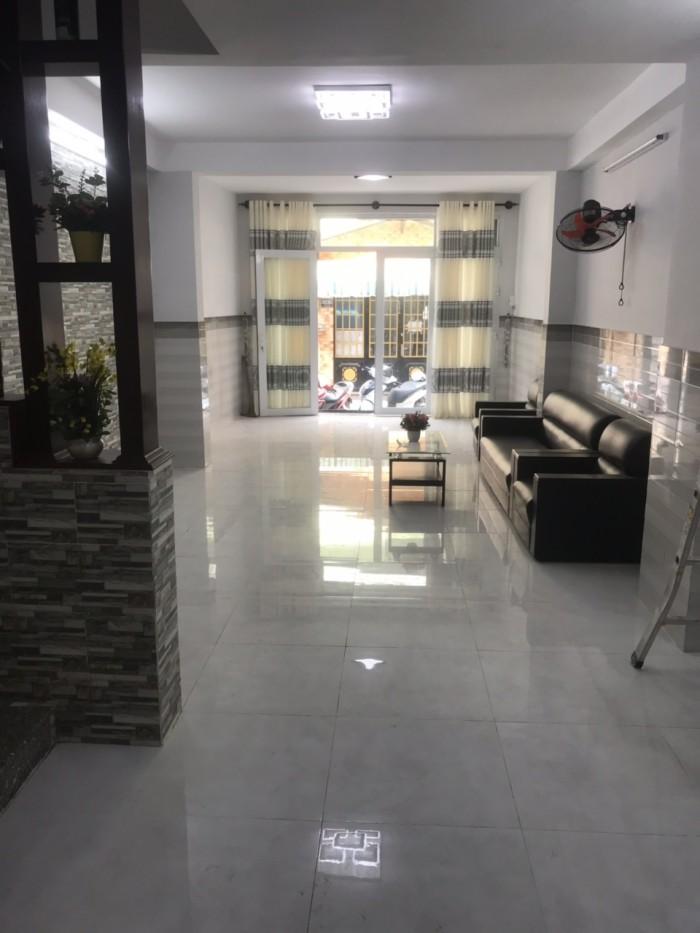 Cần bán nhanh nhà hẻm xe hơi 502 Huỳnh Tấn Phát, phường Bình Thuận, quận 7