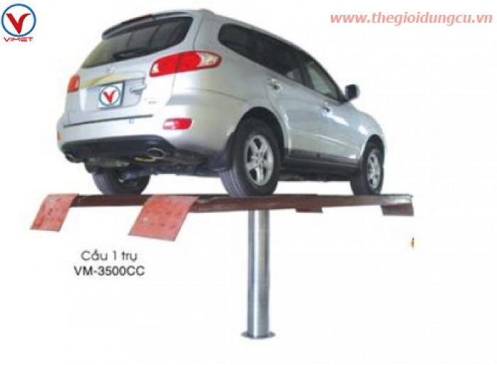 Cầu nâng 1 trụ rửa xe ô tô chất lượng VM-3500CC