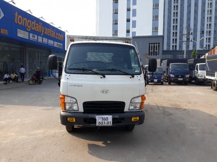 Hyundai 2.5 Tấn Thùng Kín Inox 8
