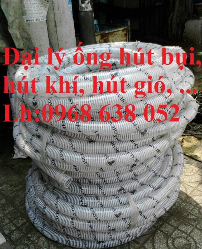 Ống hút bụi gân nhựa D40, D50, D60, D100, D114, D120, D150, D168, D200, D250, D300 hàng cao cấp4