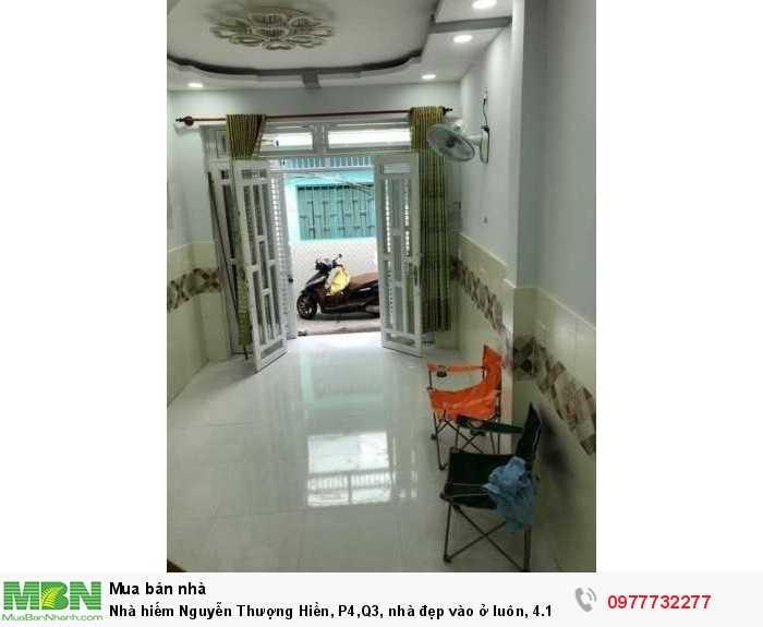 Nhà hiếm Nguyễn Thượng Hiền, P4,Q3, nhà đẹp vào ở luôn, 4.1 tỷ