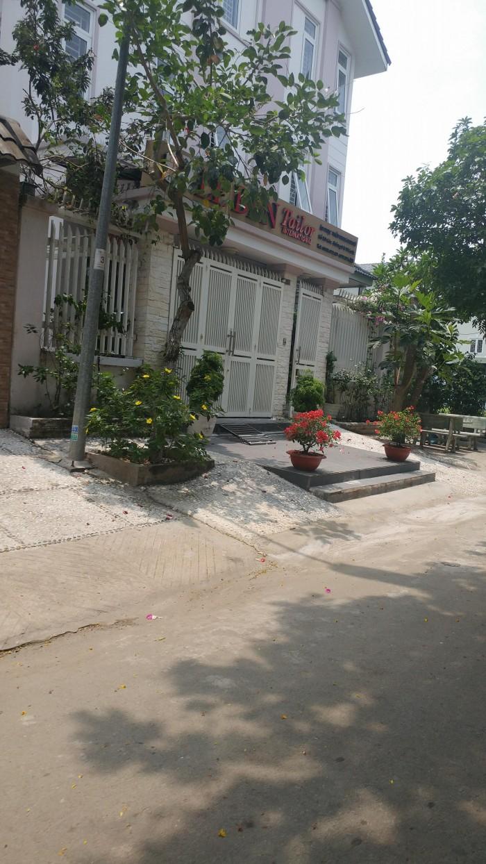 Bán lô đường chính số 7, đất nền Conic 13B Bình Chánh, 140m2, SHR