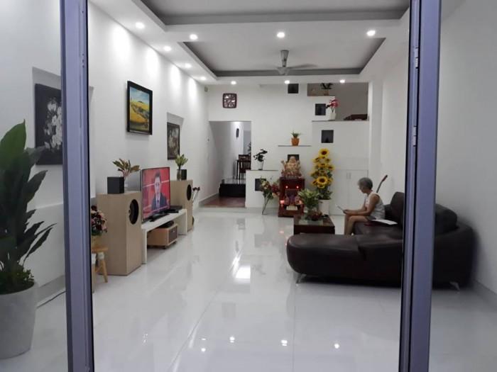Bán biệt thự HXH 9m, Phan Đăng Lưu, 4 tầng, 120m2,