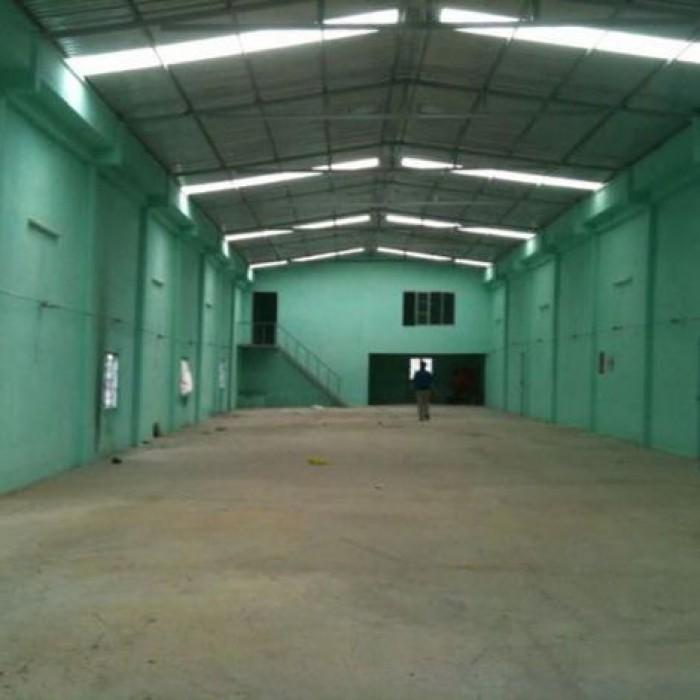 Cho thuê kho xưởng trong khu phố Trâu Qùy, Gia Lâm