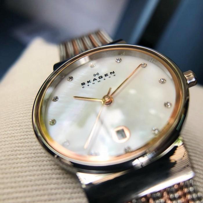 Đồng hồ nữ Skagen 355SSRS