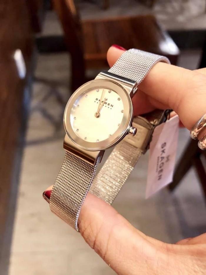 Đồng hồ nữ Skagen 358SSSD3