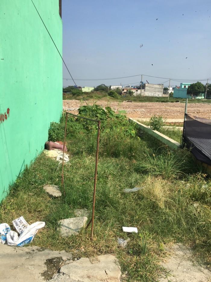 Bán đất thổ cư huyện Bình Chánh sổ hồng chính chủ