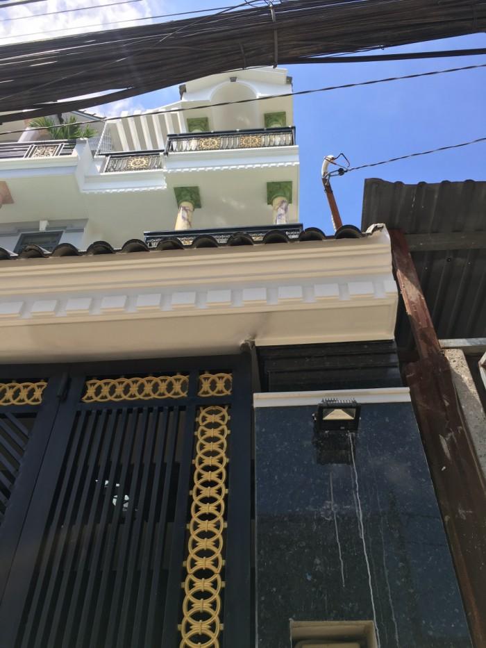 Nhà đẹp 1 trệt 2 lầu  - HXH- Đường 22, Linh Đông, Thủ Đức