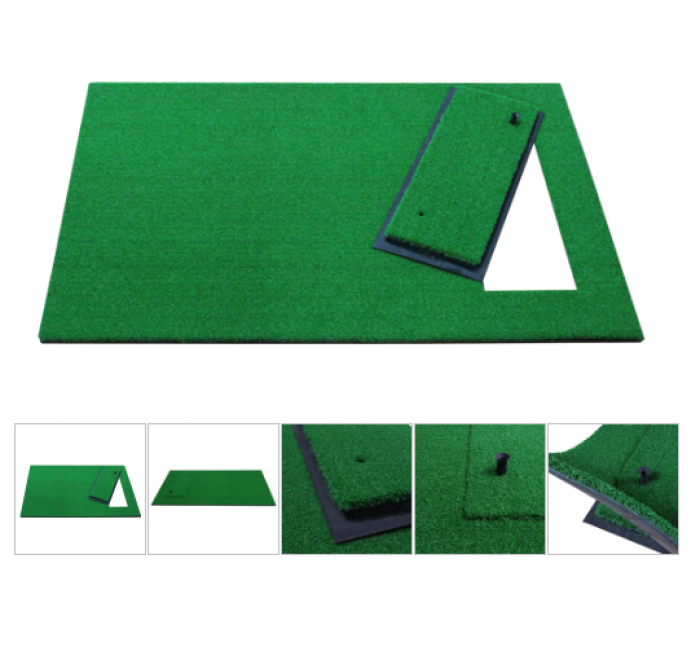 Thảm tập golf All In One Mat nhập khẩu Hàn Quốc 1m x 1,5m
