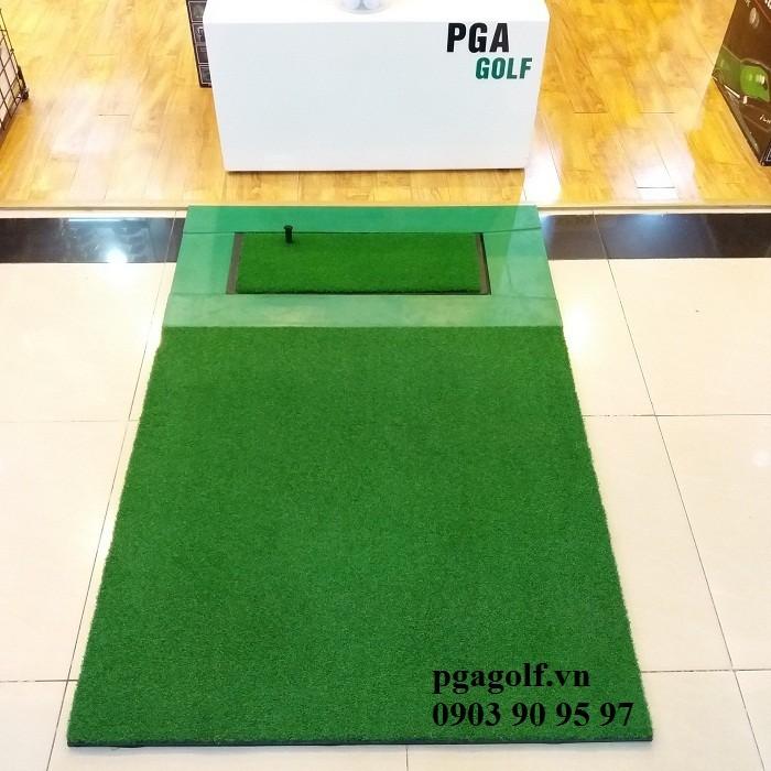Thảm tập golf cao cấp Optimat nhập khẩu Hàn Quốc5