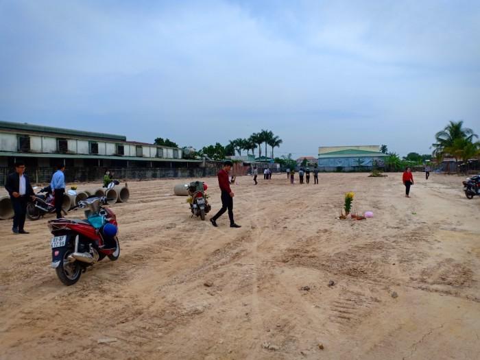 Cần bán lô đất mặt tiền Hương Lộ 2, xã Trung Lập Hạ, Củ Chi.