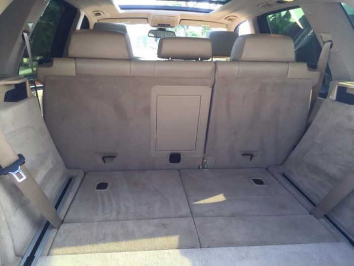 Cần bán gấp BMW X5 2007 nhập Mỹ. Xe màu xanh đá