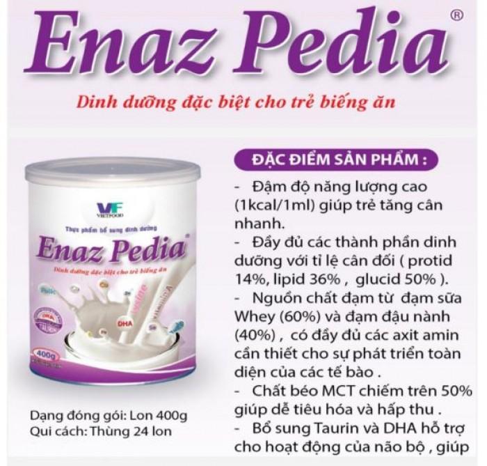 Enaz Pedia dành cho trẻ biếng ăn