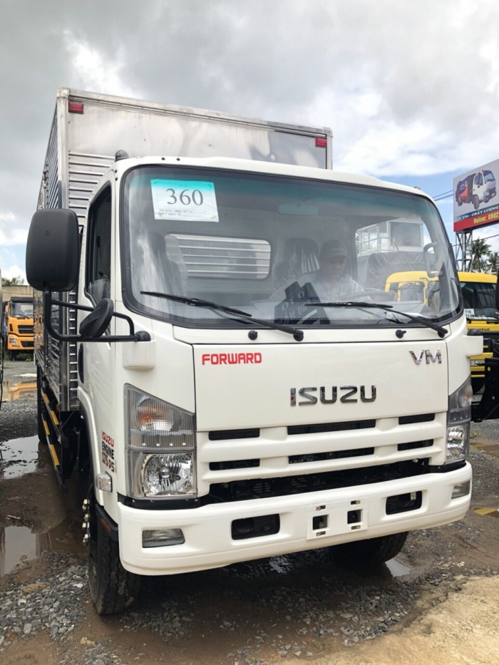 xe tải ISUZU Vĩnh Phát 8,2t