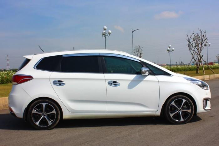 Bán Kia Rondo 2016 GAT màu trắng xe đẹp nguyên thủy . 3