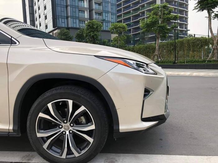 Chật nhà bán bớt xe lexus Rx200t, sản xuất 2016 đăng ký 2017