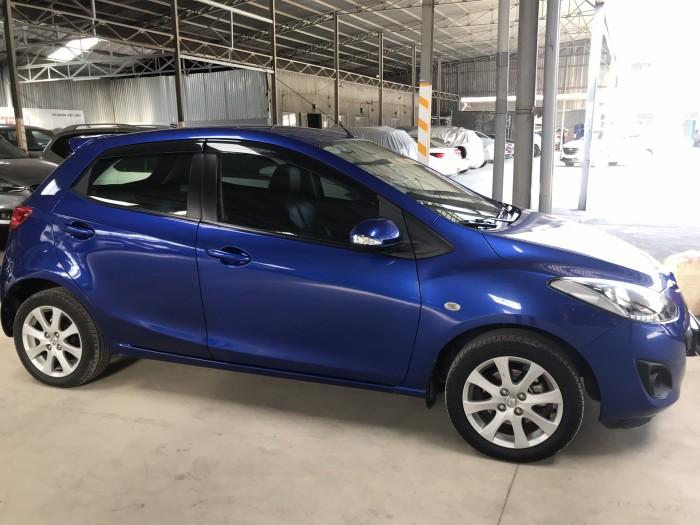 Cần bán xe Mazda 2 1.5MT Hatchback 2012 , đk lần đầu 2014 , có hỗ trợ trả góp , giá TL 1