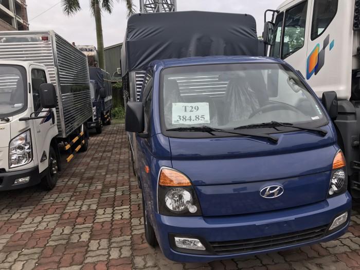 Giá xe hyundai 1,25T - giá siêu khuyến mãi- tại HÀ ĐÔNG.