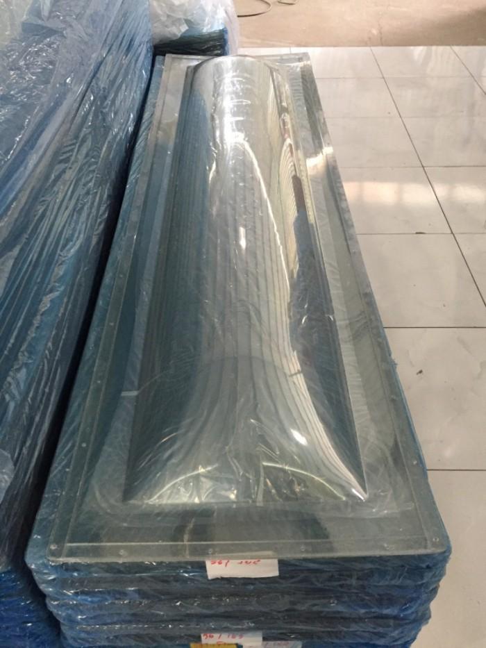 Bán sản phẩm kiếng quan tài bằng nhựa PET1