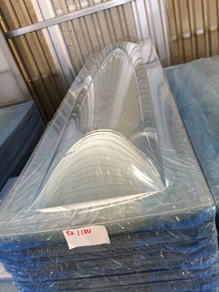 Bán sản phẩm kiếng quan tài bằng nhựa PET2