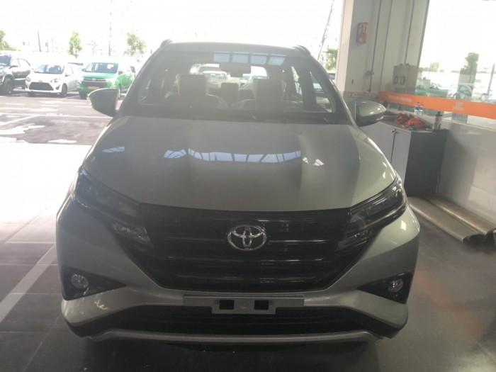 Toyota Rush 1.5s 7 Chõ Màu Bạc Giao Ngay 3
