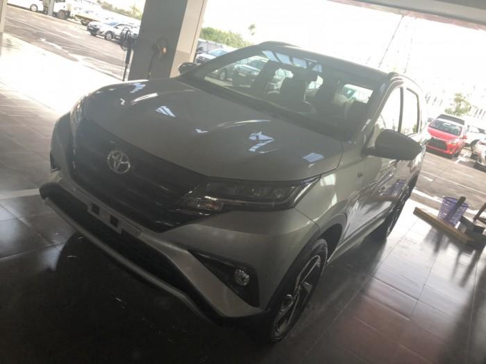 Toyota Rush 1.5s 7 Chõ Màu Bạc Giao Ngay 2