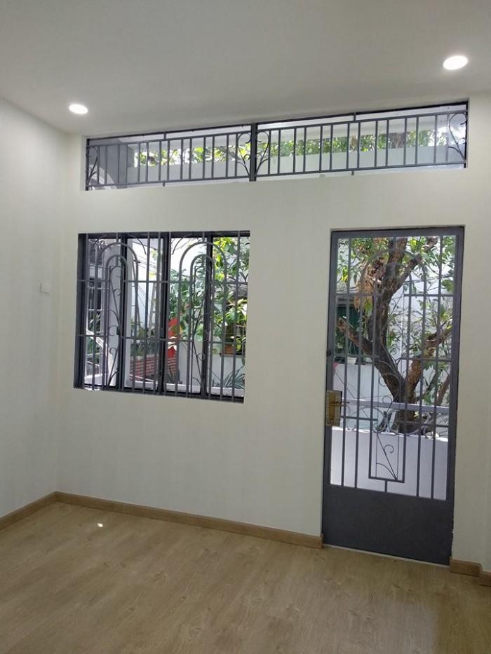 Nhà 4 lầu, phố đẹp tại NKKN Phú Nhuận, 35m2  trung tâm.