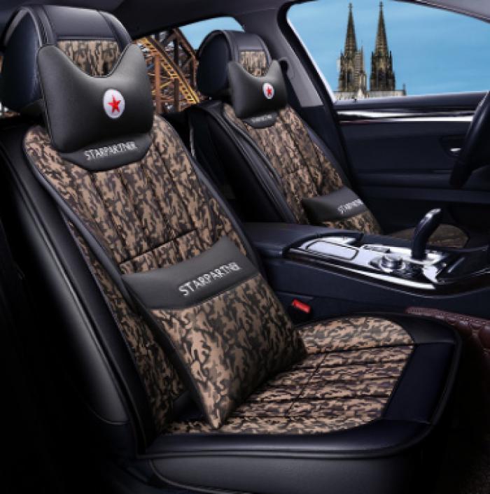 Áo ghế xe Peugeot Thế hệ mới 2019