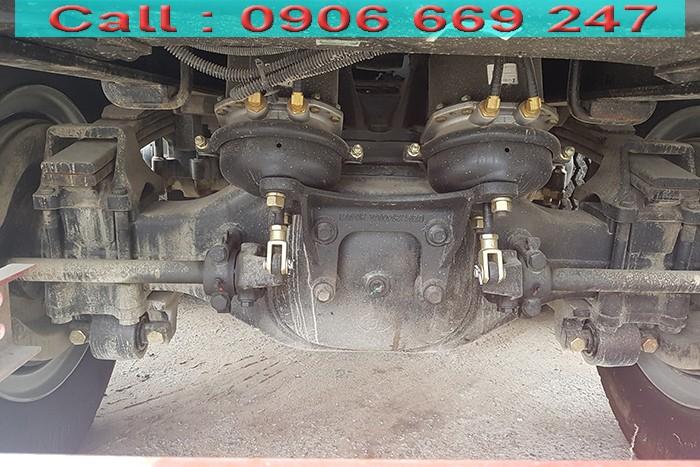 Xe ben Shacman ga cơ máy 340 hp