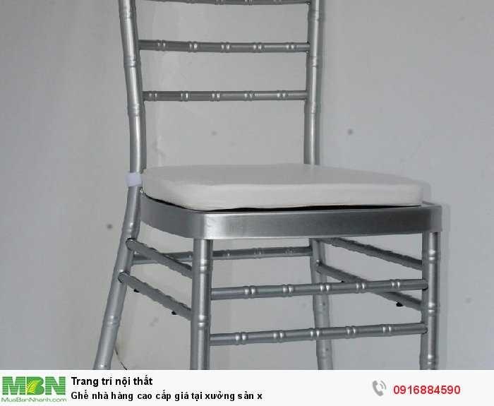 Ghế nhà hàng cao cấp giá tại xưởng sản x0