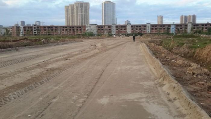 Bán đất Cổ Bi, giáp Bến xe khách mới, diện tích 93m2 giá 44Tr/m2.
