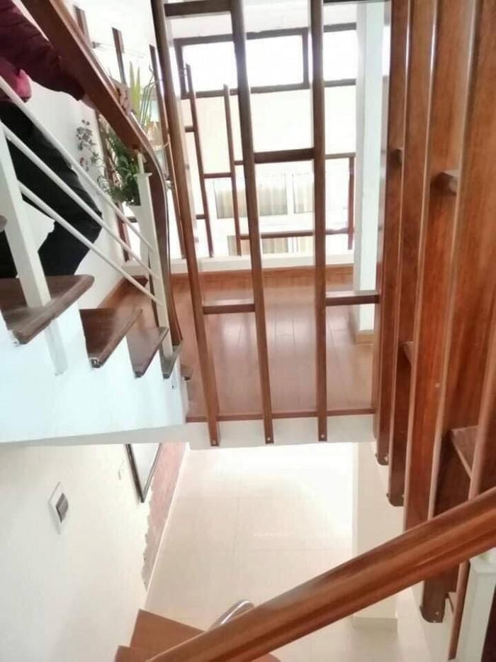 Nhà kinh doanh,ô tô đỗ cửa,Thái Thịnh,Tây Sơn-4 tầng