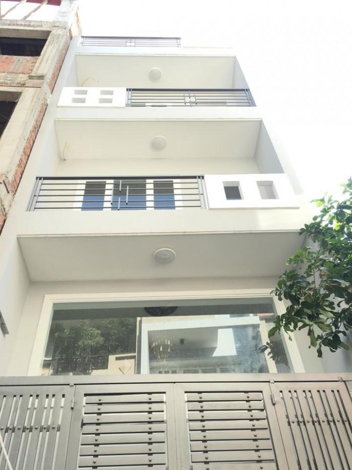 Nhà MT Phạm Văn Hai, Tân Bình, 5.2m x 18m, 3 lầu, giá chỉ 8.25 TỶ