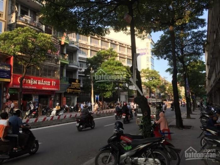Bán NHÀ + ĐẤT phố Tạ Quang Bửu, Lê Thanh Nghị 60m2, mặt tiền 5.5m ô tô, Hai Bà Trưng
