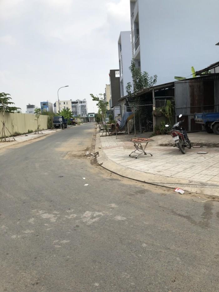 Bán đất mặt tiền đường Phạm Thế Hiển, Phường 7, Quận 8, sổ hồng riêng bao công chứng