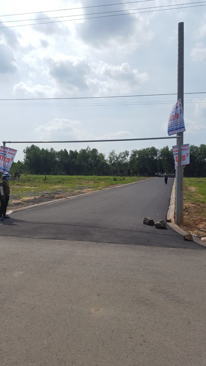 Bán đất giá rẻ khu vực Biên Hòa,sổ hồng thổ cư 100%