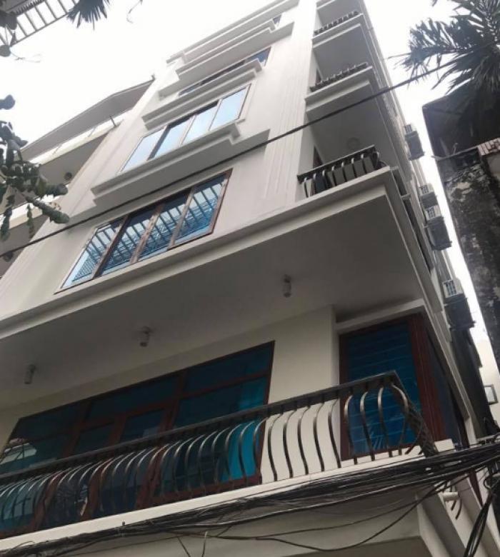 Nhà MỚI đón tết, phân lô VIP Ngụy Như Kon Tum – 5 tầng, thang máy, gara ô tô