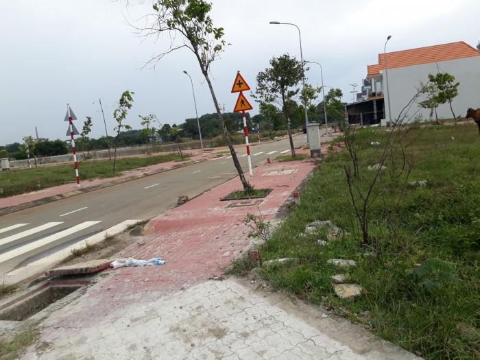 Cần nhượng lại lô đất khu Định Hòa ,Đường Mỹ Phước Tân Vạn TDM 13tr/m2