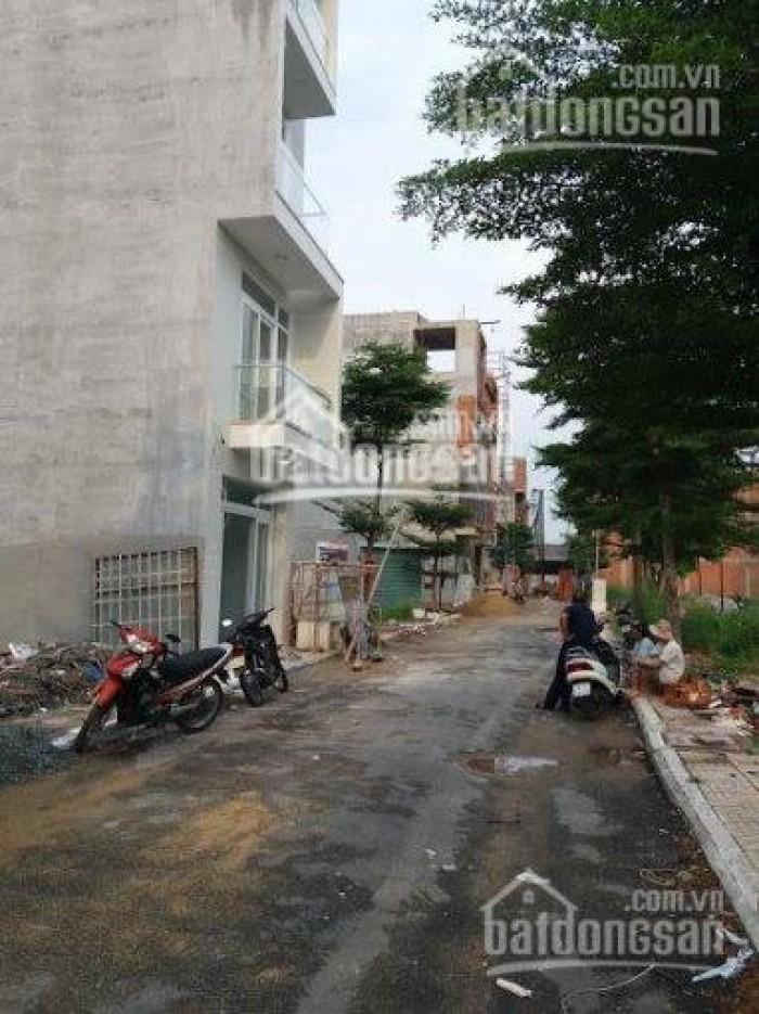 Bán nhà đường Nguyễn Hữu Dật 1 trệt 3 lầu