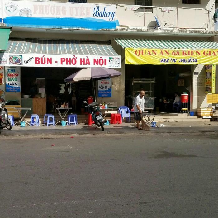 Bán nhà khu vực chợ phú chánh A ( bán kính 500), đang cho thuê buôn bán