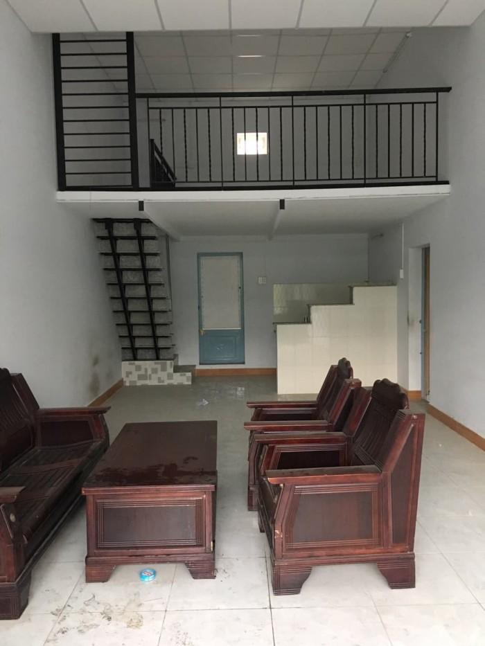 Cho thuê nhà ngay mt đường 23 P Bình Trưng Đông Q2 thuận tiện kd