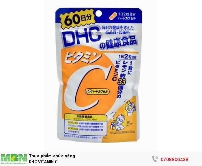 Dhc Vitamin C0